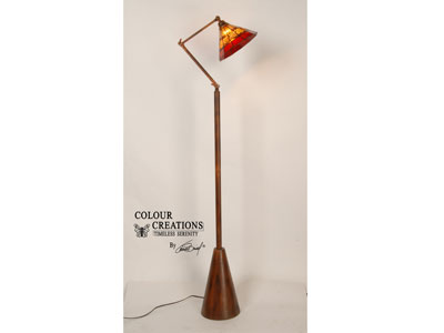 Sunrise Task Floor Lamp
