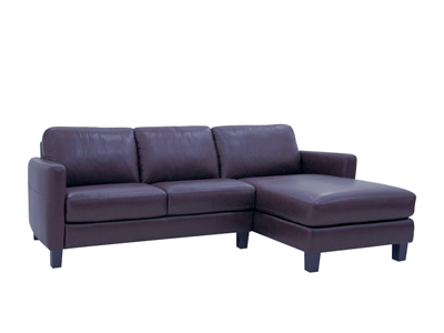 Gala 2 Piece Chaise Sofa