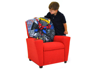 SPIDERMAN RECLINER