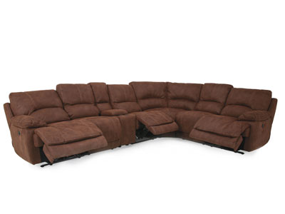 Roselle 7 Piece Power Reclining Modular