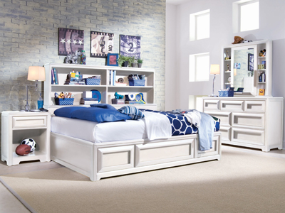 Reflections Twin Platform Bed