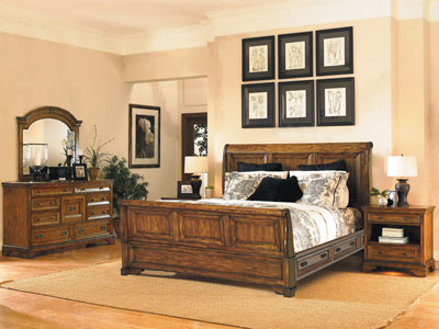 Centennial Queen Storage Bed