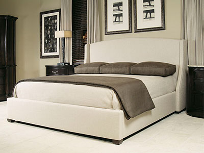 Cooper Wing Upholstered Headboard