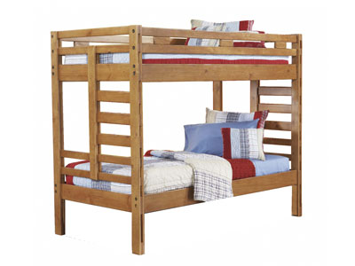 Creekside Twin/Twin Bunk Bed