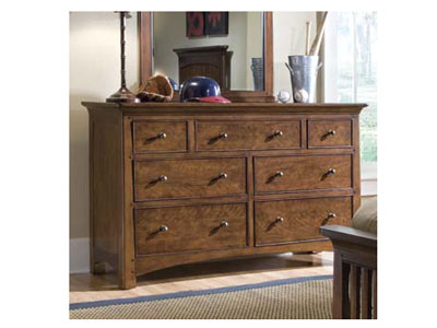 Crossover Dresser 7-Drawer