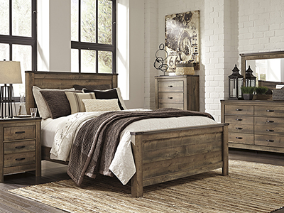 Steinhafels Furniture Trinell 5 Pc Queen Bedroom Set