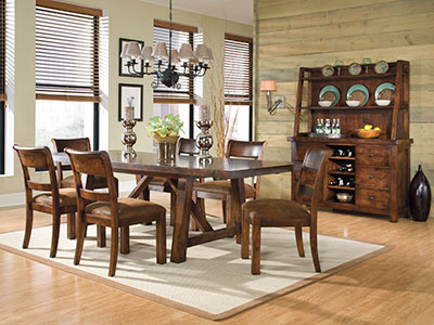 Woodland Ridge 5-PC Dining Set