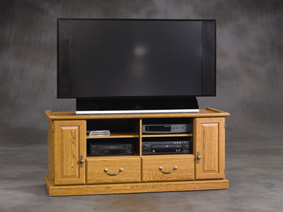 Orchard Hills Entertainment Stand