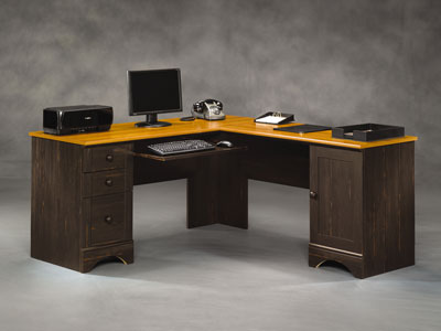 Harbor View Corner Desk