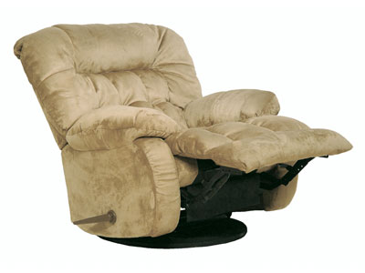 Teddy Bear Swivel Glider Recliner
