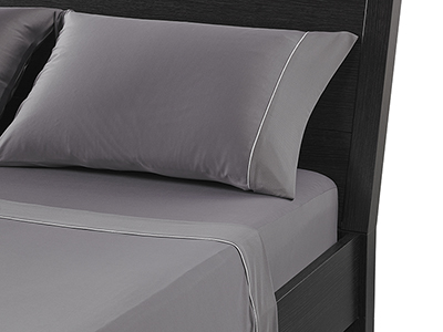 bedgear Dri-Tec Grey Twin Sheets