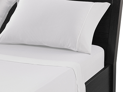 bedgear Dri-Tec White Twin Sheets